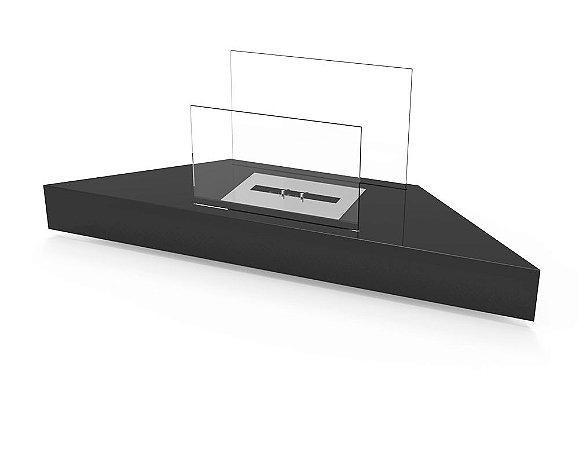 Lareira a Álcool - ARTFIRE - Modelo VISION - com cc30