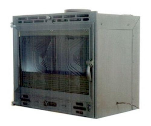 Lareira a Lenha Calefator - DIFFUSION - Modelo B5.2 - Made in France