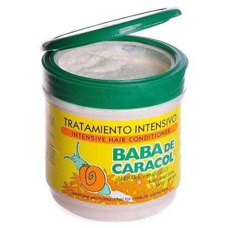 Mascara Baba de Caracol Reparação Intensiva