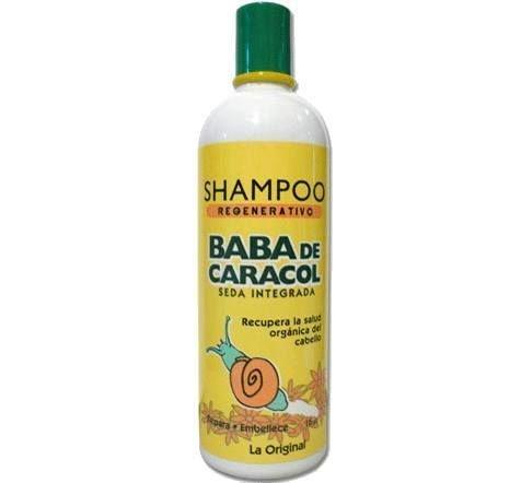 Baba de Caracol Shampoo - 450ml