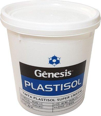 Tinta Plastisol Super Cristal Gênesis - 900 ml