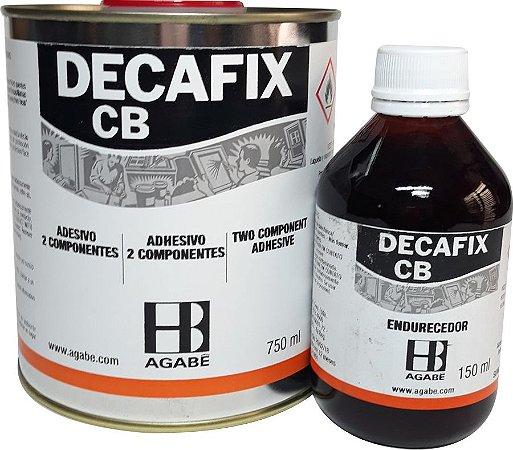 Cola Para Quadros - Decafix CB - Agabê