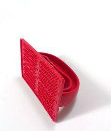 Cabo Plástico Manual Para Esponja De Limpeza