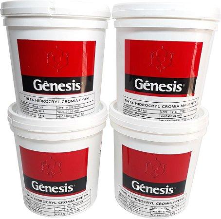 Tinta Hidrocryl Cromia - Gênesis