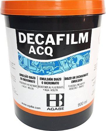 Emulsão Decafilm ACQ - 900 ml (Diazo Vendido Separadamente)