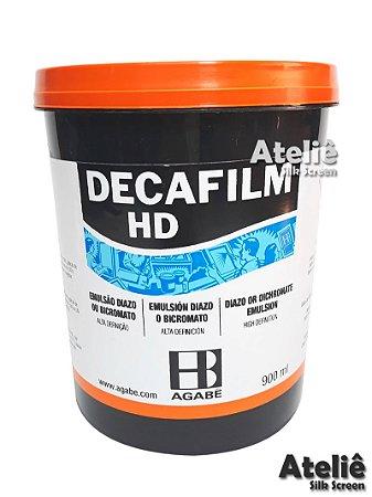 EMULSÃO DECAFILM HD - SOLVENTE ALTA DEFINIÇÃO