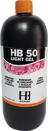 HB 50 Ligth Gel - Removedor de Emulsão - Agabê