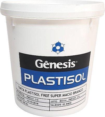 Tinta Plastisol Free Super Macio - Cores