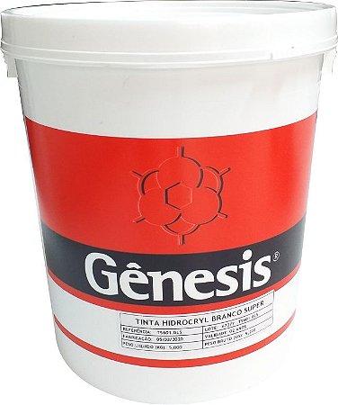 Tinta Hidrocryl Branco Super - Galão 5 kg