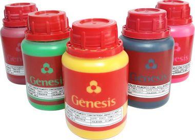 Pigmento Concentrado a Base d'água - Genesis 250 ml