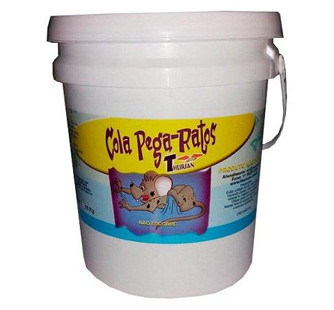 Cola Pega Ratos Thursan Pote 4kg