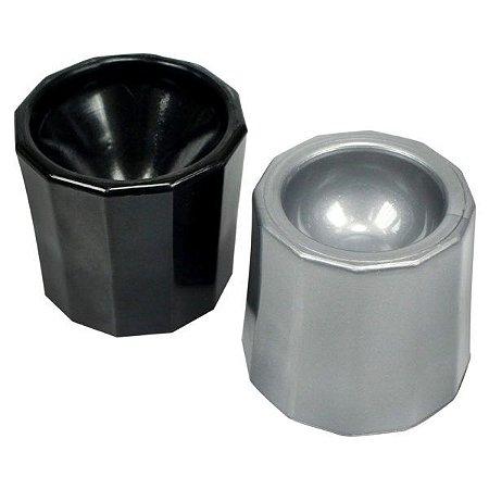 Pote Plástico Dappen - Santa Clara
