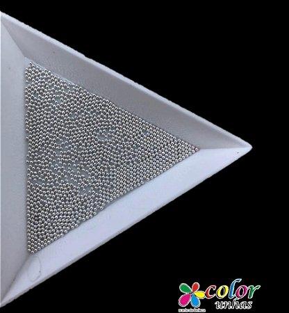 Caviar Metal 1MM - Prata
