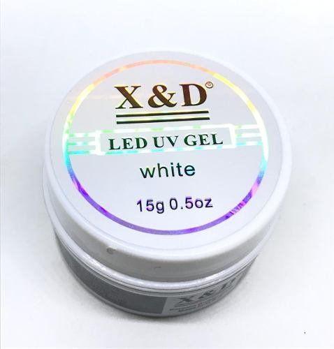 GEL X&D WHITE15G