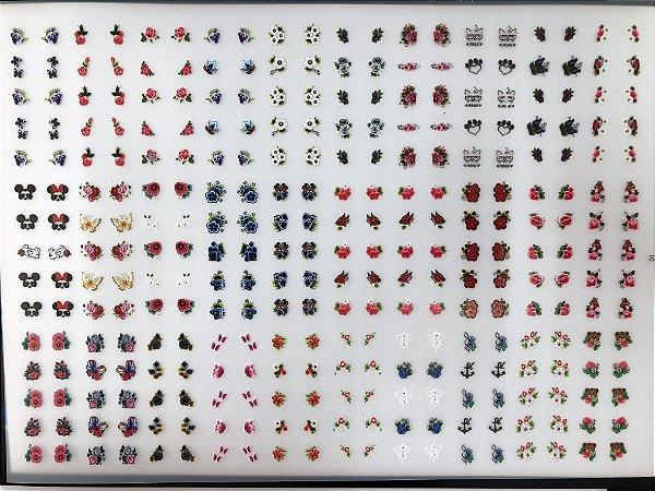 Cartelão com 30 Cartelas- Cód.01 - Semi Acabado