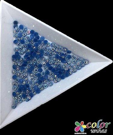 Margarida Azul 3MM 150 Unidades