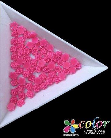 Rosa 3D - Rosa 30 Unidades