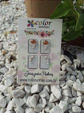 Adesivos Casadinho Jóias - ColorUnhas