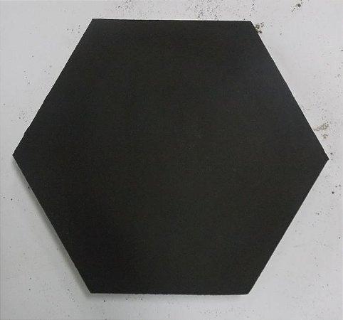 Ladrilho Hexagonal Liso 15X17cm OFICINA YBY - YLE0900