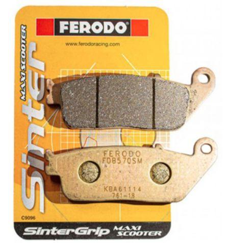 FDB570SM Pastilha de Freio Ferodo Sinterizada
