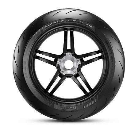 Pneu Pirelli Diablo Rosso 4 120/70-17 58W dianteiro