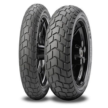 Par Pneus Pirelli MT60 RS 110/80-18+160/60-17