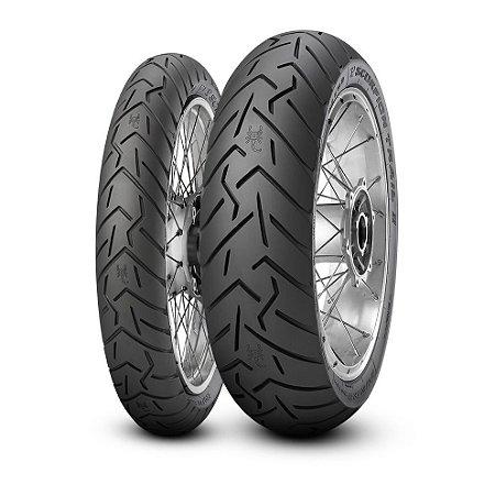 Par Pneus Pirelli Scorpion Trail II 100/90-19+140/80-17