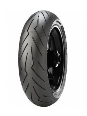 Pneu Pirelli Diablo Rosso 3 190/55-17 75W Traseiro