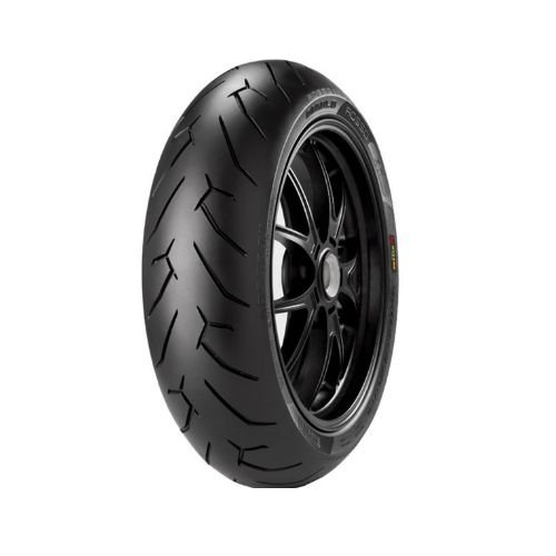 Pneu Pirelli Diablo Rosso 2 180/55-17 73W Traseiro