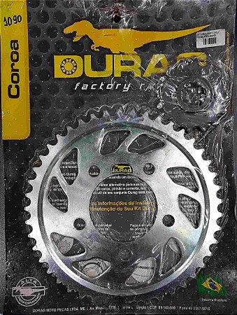 Kit Coroa/Pinhão Durag CBX750F 1984-2003