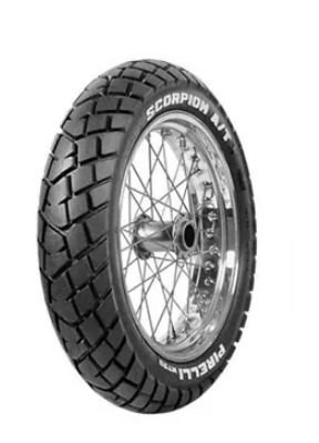 Pneu Pirelli Scorpion Mt90 120/80-18 Traseiro