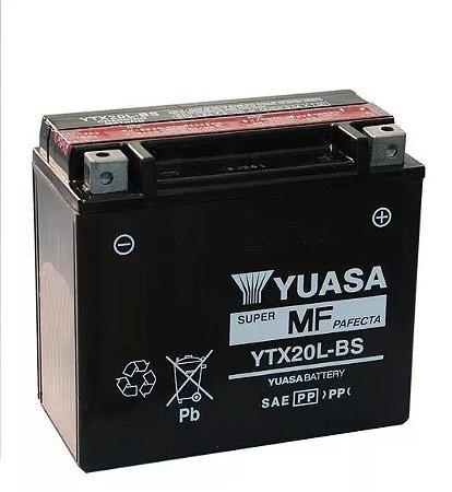 Bateria Yuasa Ytx20L-Bs HD Dyna Fat Boy Deluxe