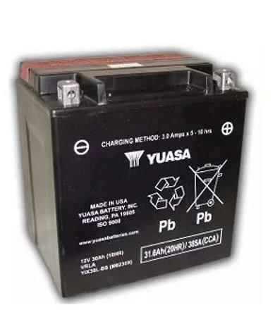 Bateria Yuasa Yix30L-Bs HD 1340 1450 1584 1690 1803