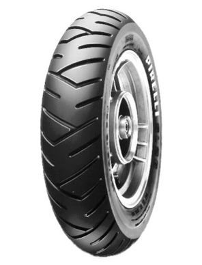 Pneu Pirelli SL26 100/90-10 56J Traseiro
