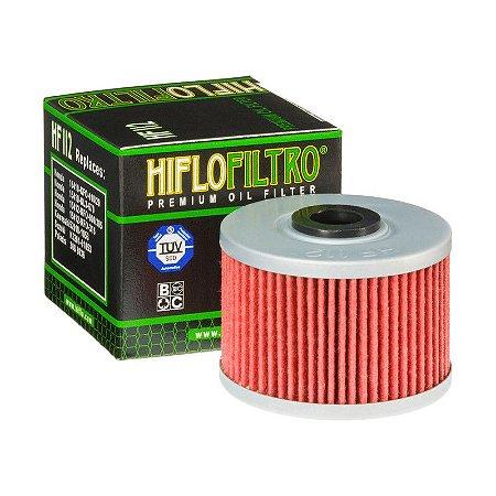 Filtro De Oleo Hiflofiltro HF112 CB300 Twister250 XRE Falcon