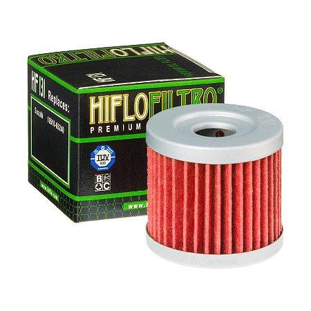 Filtro De Oleo Hiflofiltro HF131 Burgman125 Yes125 Kasinski