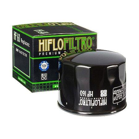 Filtro De Oleo Hiflofiltro HF160 BMW R1200Gs F800 S1000RR K1200 K1300