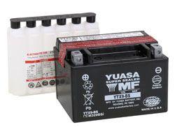 Bateria Yuasa Ytx9-Bs CB500 XTZ660 VT600 Shadow CBR900