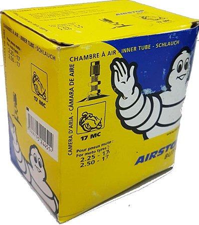 Câmara De Ar Michelin 17MC Aro 17 Dianteira Biz100 Biz125