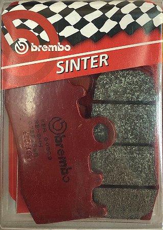 07BB26SA Pastilha de freio Brembo Sinterizada Dianteira