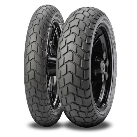 Par Pneus Pirelli MT60 RS 120/70-17 + 160/60-17 CB500X NC750