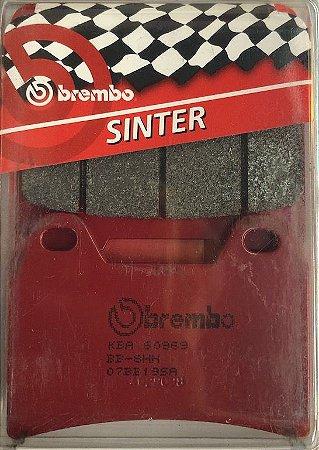 07BB19SA Pastilha de Freio Brembo Original Dianteira