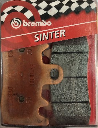 07BB3884 Pastilha de Freio Brembo Original Dianteira