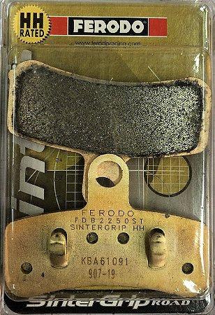 FDB2250ST Pastilha de Freio Ferodo Sinterizada ST Custom