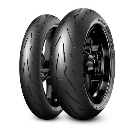 Par Pneus Pirelli Rosso Corsa 2 120/70-17+190/50-17