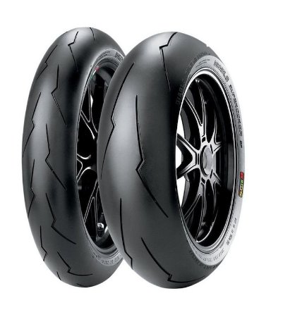 Par Pneus Pirelli Supercorsa SPV3 120/70-17+190/55-17