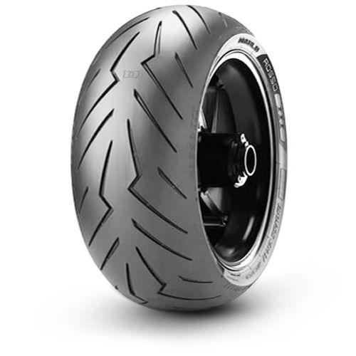 Pneu Pirelli Diablo Rosso 3 240/45-17 82W Traseiro