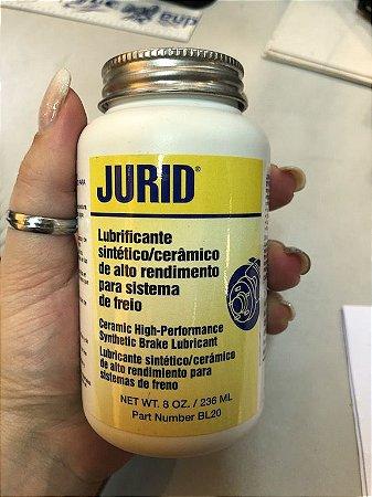 Lubrificante Sintético Cerâmico para Sistema de Freio Jurid