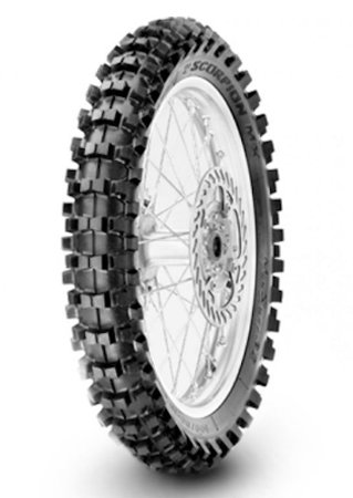 Pneu Pirelli Scorpion XC Midsoft 110/100-18 Traseiro