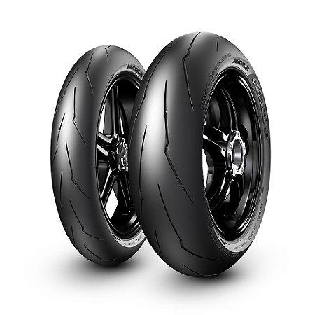 Par Pneus Pirelli Supercorsa SPV3 120/70-17+180/55-17